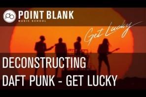 Musica Dance e Teoria – Get Lucky dei Daft Punk spiegato in 10 minuti