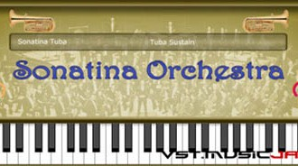 Fra le caratteristiche di Sonatina Tuba:  Tuba Sustain.