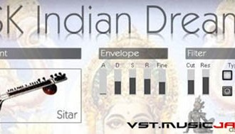 Fra le caratteristiche di Indian DreamZ:   Midi automation.