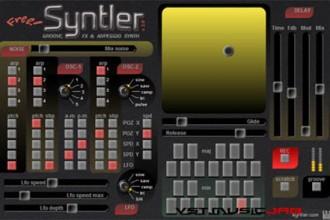 Fra le caratteristiche di Syntler:  32 editable presets.