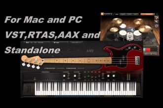 Fender Precision Bass VST e Audio Unit Gratis – Ample Bass P II Lite