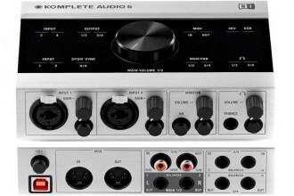 Komplete Audio 6 canali, ottima qualità audio e hardware