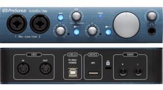 Interfaccia audio a meno di 150 euro con interfaccia MIDI