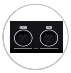 scegliere scheda audio economica con interfaccia MIDI