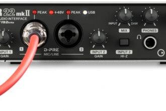 scheda audio usb economica