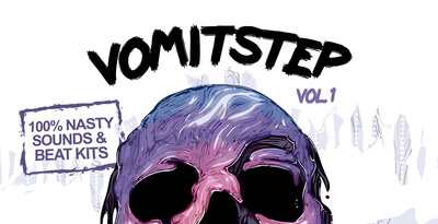 Suoni Violenti in Stile Skrillex e Snails – Vomitstep Vol. 1