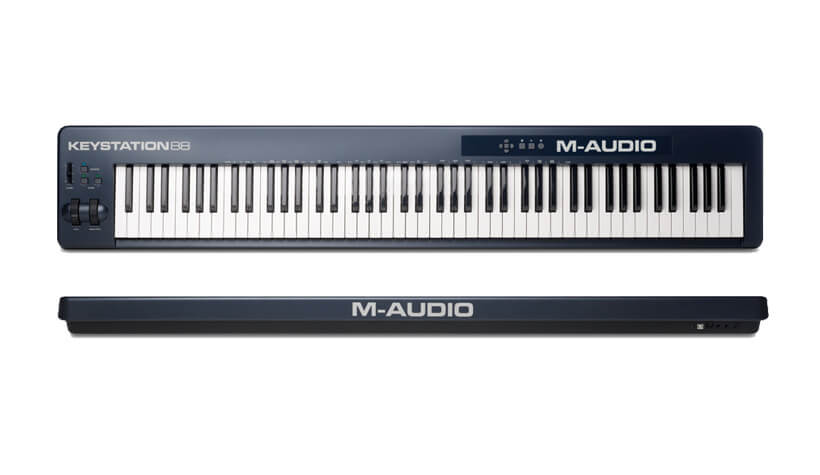 m-audio-keystation