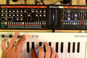 Tastiera MIDI Portatile Arturia Keystep, con 32 tasti e sequencer polifonico