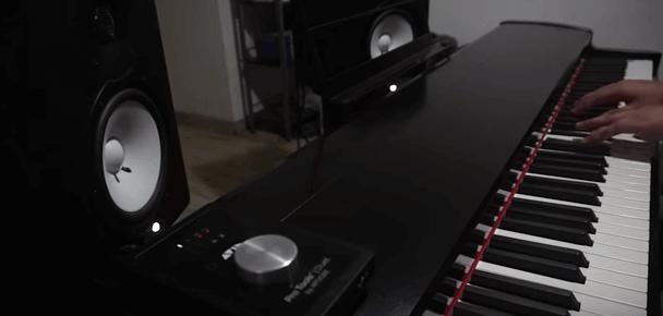 kawai vpc 1 tastiera pesata