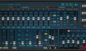 Fra le caratteristiche di CS-12 Master Channel Strip:  HQ engine - multicore support.