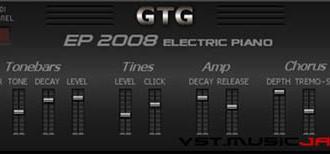 Fra le caratteristiche di EP 2008: .