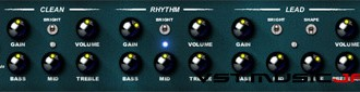 Fra le caratteristiche di The Anvil:  The Anvil is meant to be used as a guitar preamplifier for live playing and jamming, tracking or mixing inside hosts capable of VST FX or AU Plug-Ins support.