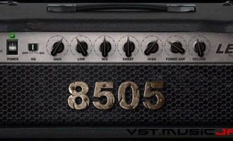 Fra le caratteristiche di 8505 Lead:  VOLUME - Output level.