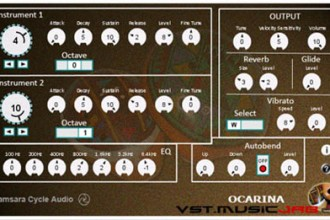 Fra le caratteristiche di Ocarina: .