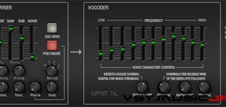 Fra le caratteristiche di TAL-Vocoder:  This plug-in supports every sample rate.