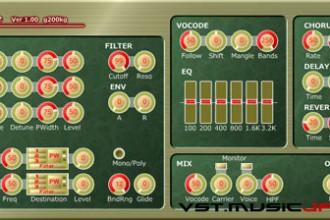 Fra le caratteristiche di VOCOVEE:  It is  useful for checking original signals.