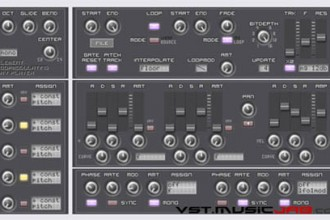 Fra le caratteristiche di element:  the LFO modules have not been released at this time).